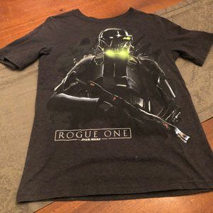Star Wars Rogue One Graphic Tee - Size M